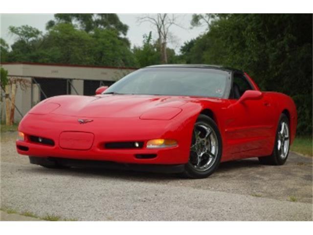 Picture of '99 Corvette - O7CA