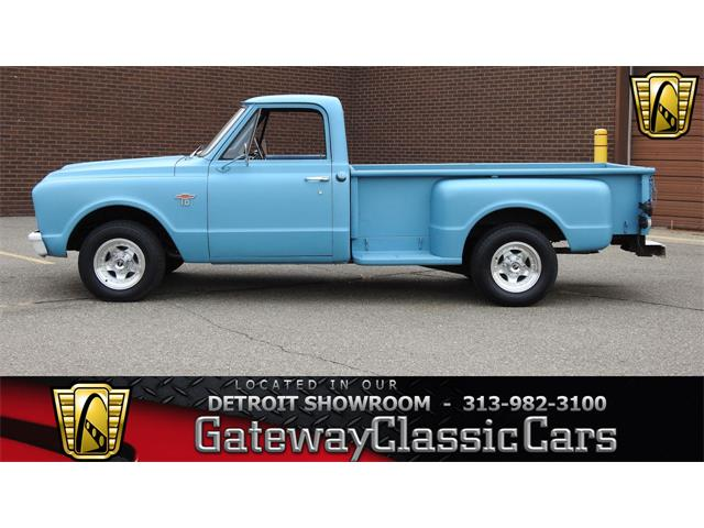 Picture of '67 C10 - O7CP