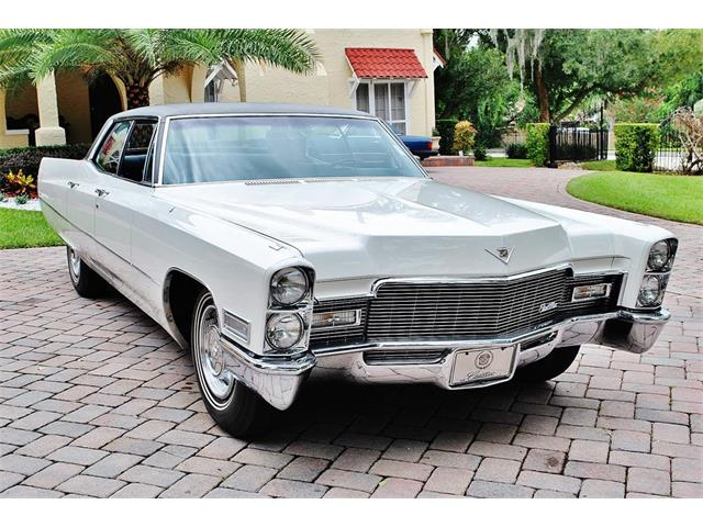 Picture of '68 Sedan DeVille - O7DJ