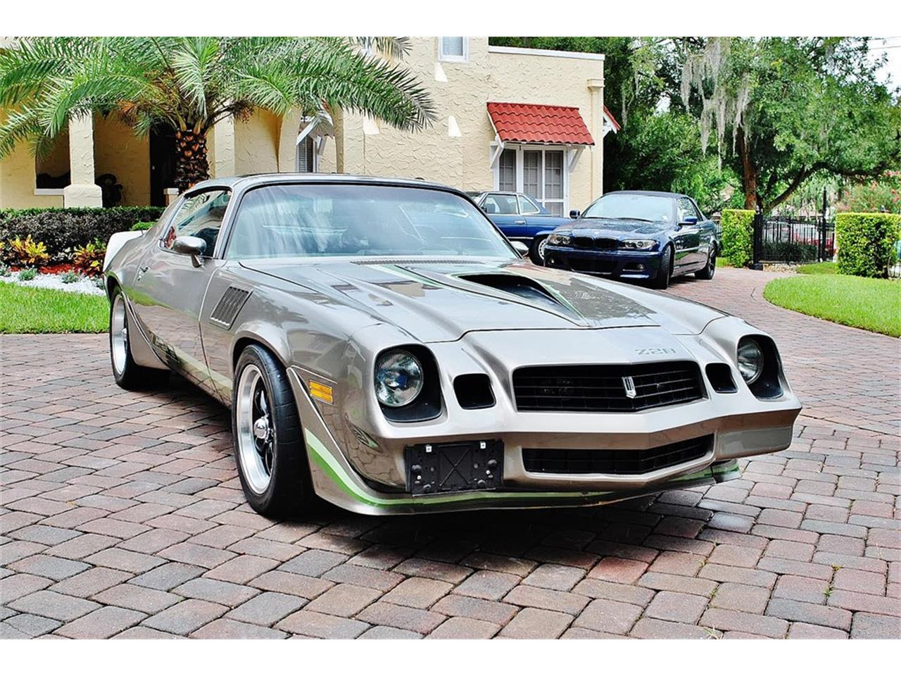 1979 Chevrolet Camaro For Sale On Classiccars Com