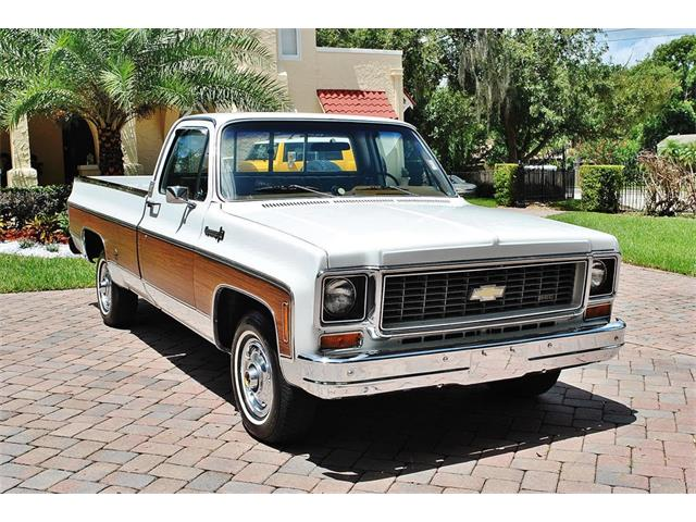 Picture of 1974 Chevrolet Cheyenne located in Florida - $21,900.00 - O7DQ