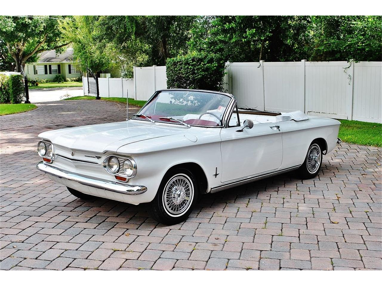 Picture of '63 Corvair - O7DS