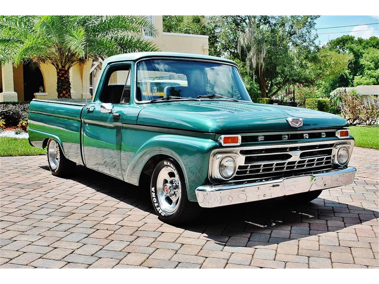 Picture of '66 F100 - O7EA