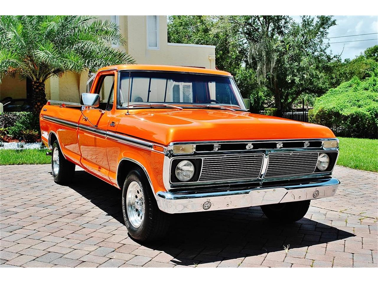 Picture of '77 F100 - O7EB