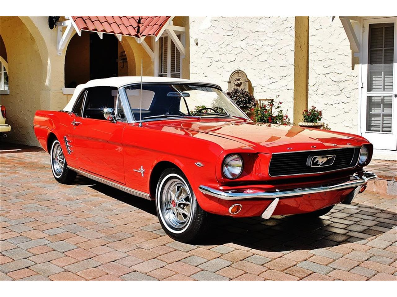 Picture of '66 Mustang - O7EE