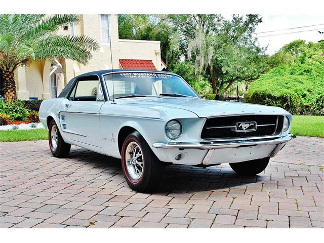Picture of '67 Mustang located in Florida - O7EG