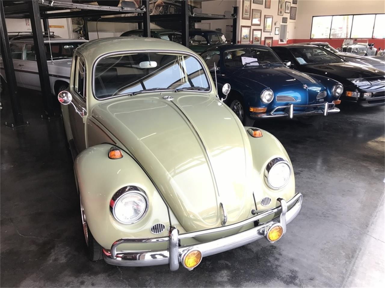 Large Picture of '67 Beetle - O7EN