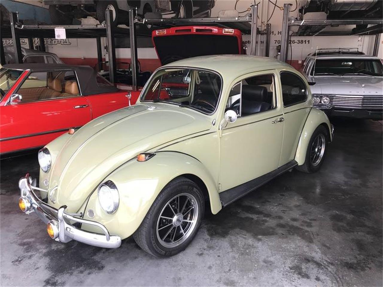 Large Picture of Classic 1967 Volkswagen Beetle located in Henderson Nevada - $18,800.00 Offered by Atomic Motors - O7EN
