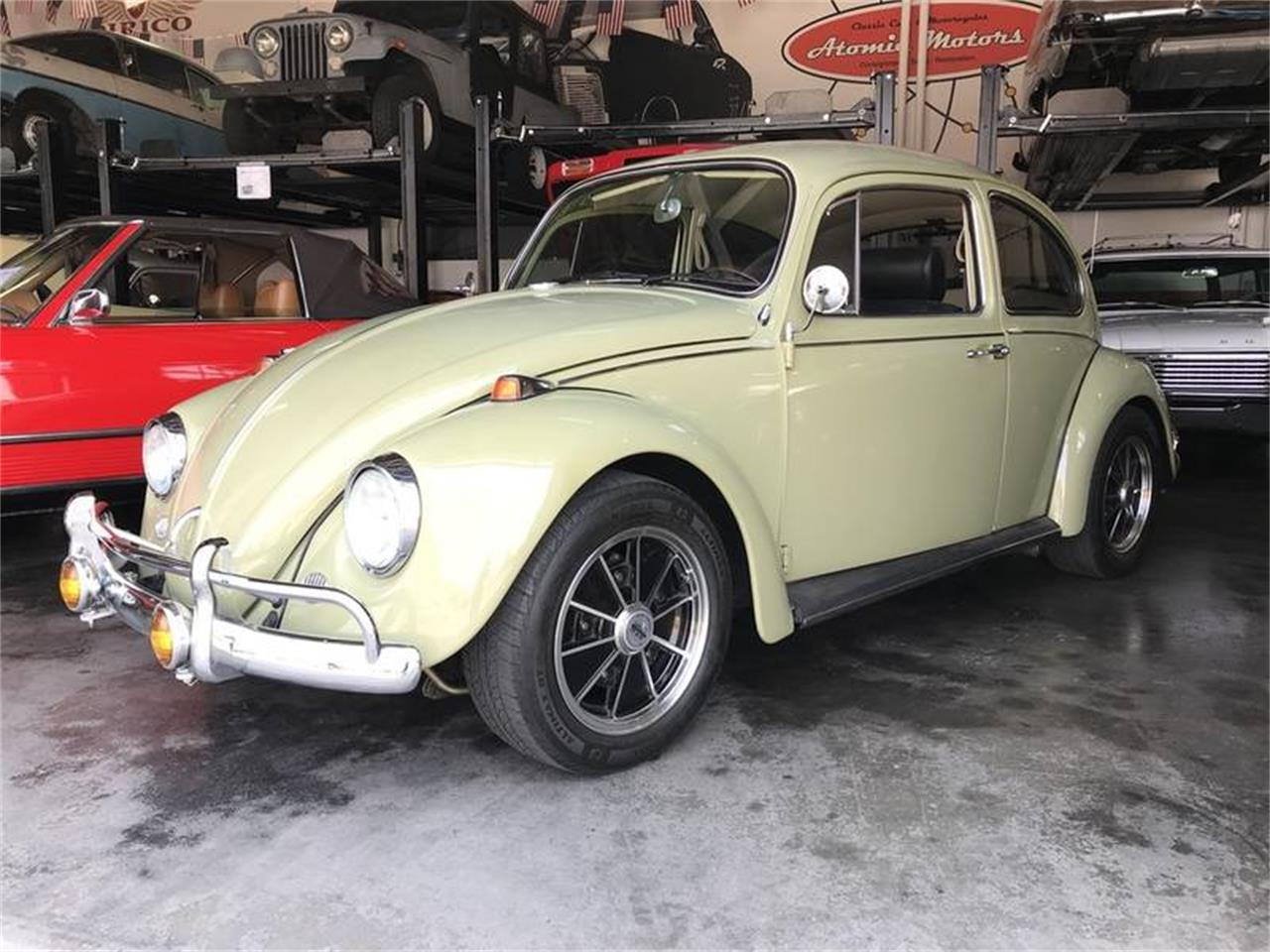 Large Picture of Classic '67 Beetle Offered by Atomic Motors - O7EN