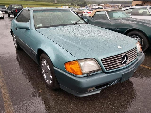 Picture of '92 S-Class - O7ES