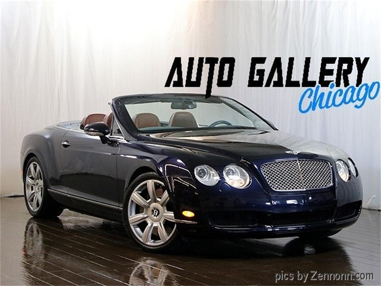 Picture of '07 Continental GTC - O7EW