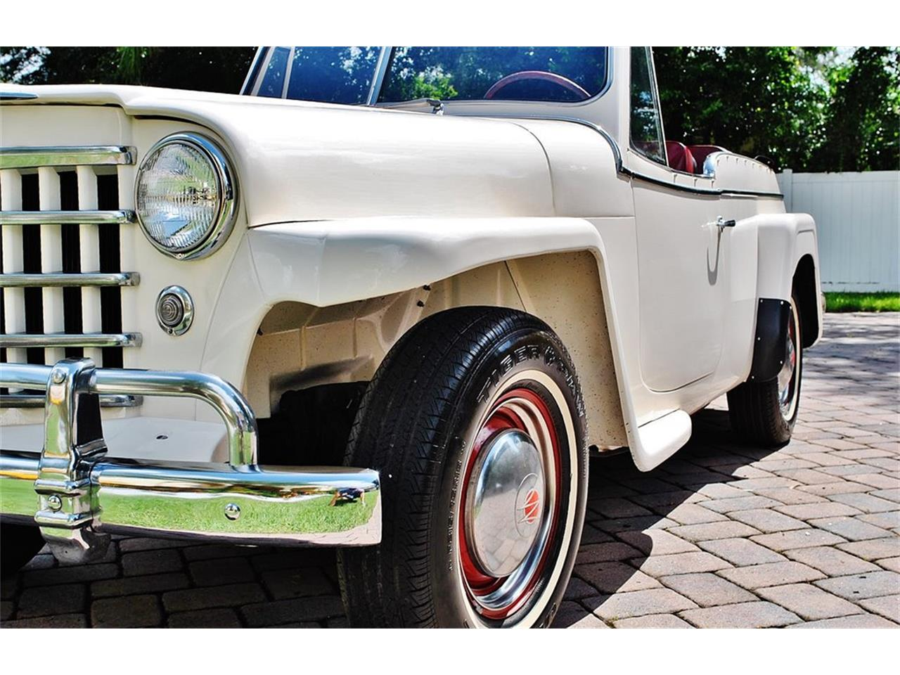Large Picture of 1950 Jeepster - $24,900.00 Offered by Primo Classic International LLC - O7F5