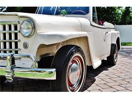 Picture of Classic '50 Jeepster located in Florida - $24,900.00 - O7F5