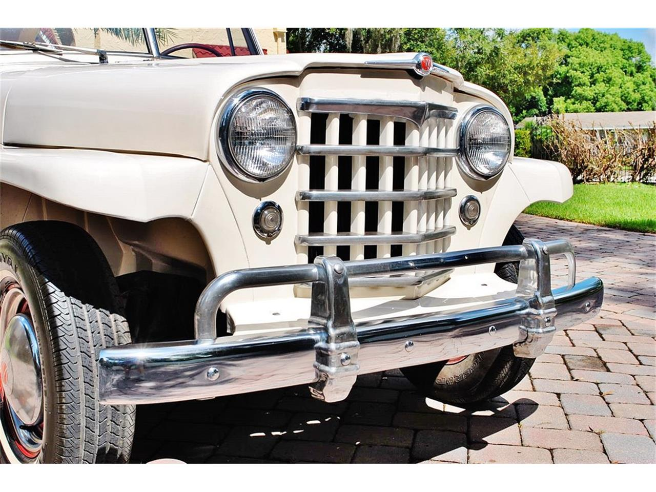 Large Picture of '50 Willys Jeepster located in Lakeland Florida - $24,900.00 - O7F5