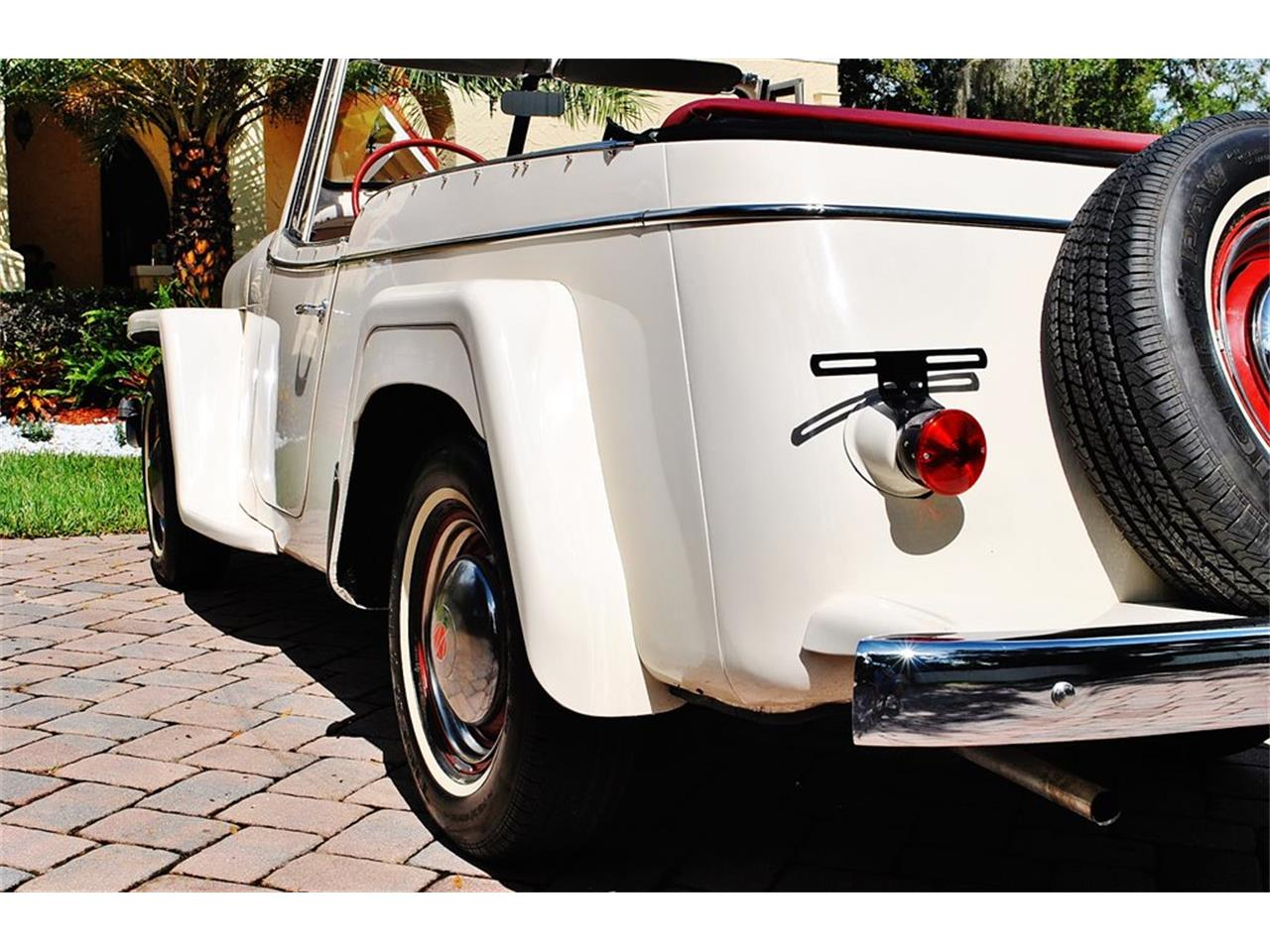 Large Picture of 1950 Jeepster Offered by Primo Classic International LLC - O7F5