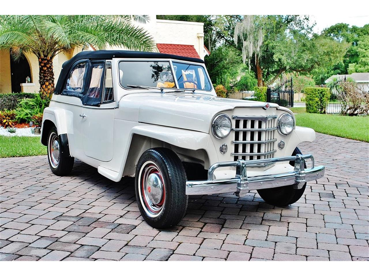 Large Picture of '50 Jeepster located in Florida - O7F5