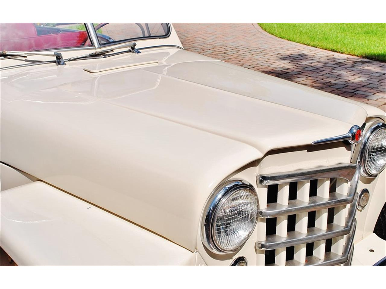 Large Picture of '50 Willys Jeepster Offered by Primo Classic International LLC - O7F5