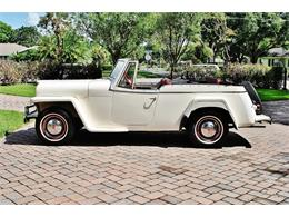 Picture of '50 Jeepster located in Florida - $24,900.00 Offered by Primo Classic International LLC - O7F5