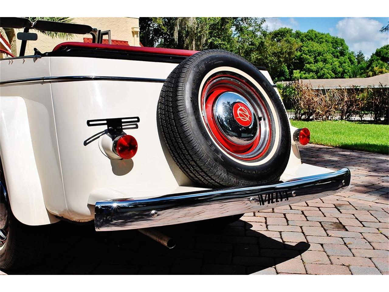 Large Picture of 1950 Willys Jeepster located in Lakeland Florida - $24,900.00 - O7F5