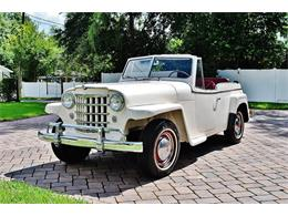 Picture of Classic 1950 Jeepster - $24,900.00 Offered by Primo Classic International LLC - O7F5
