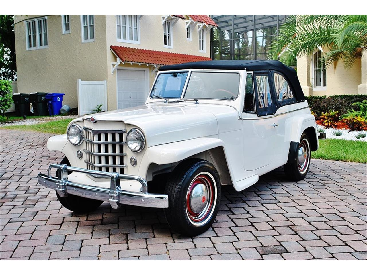 Large Picture of '50 Willys Jeepster - $24,900.00 Offered by Primo Classic International LLC - O7F5