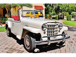 Picture of Classic 1950 Jeepster located in Florida - $24,900.00 - O7F5