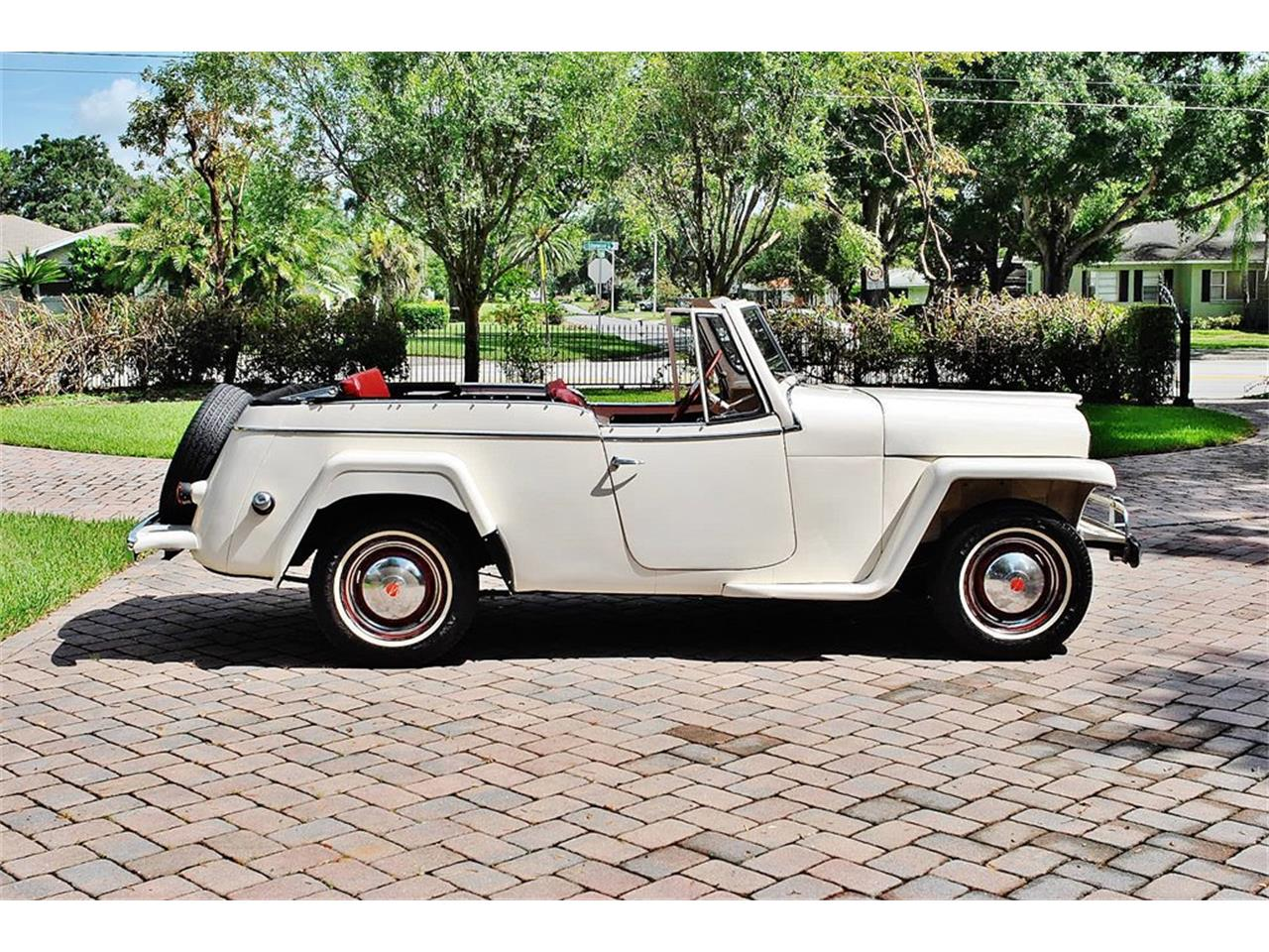 Large Picture of '50 Jeepster located in Lakeland Florida - $24,900.00 - O7F5