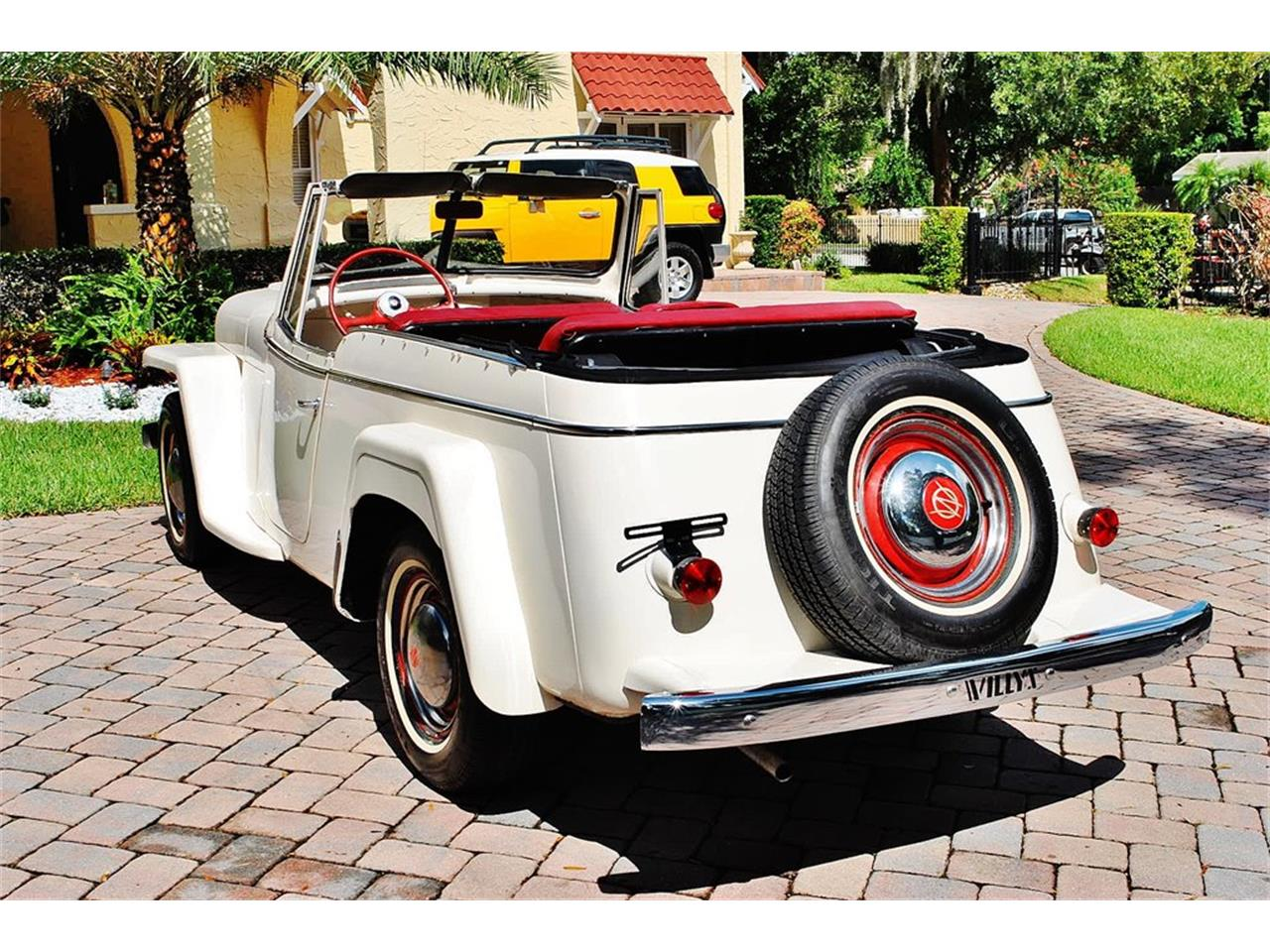 Large Picture of Classic 1950 Willys Jeepster - $24,900.00 - O7F5