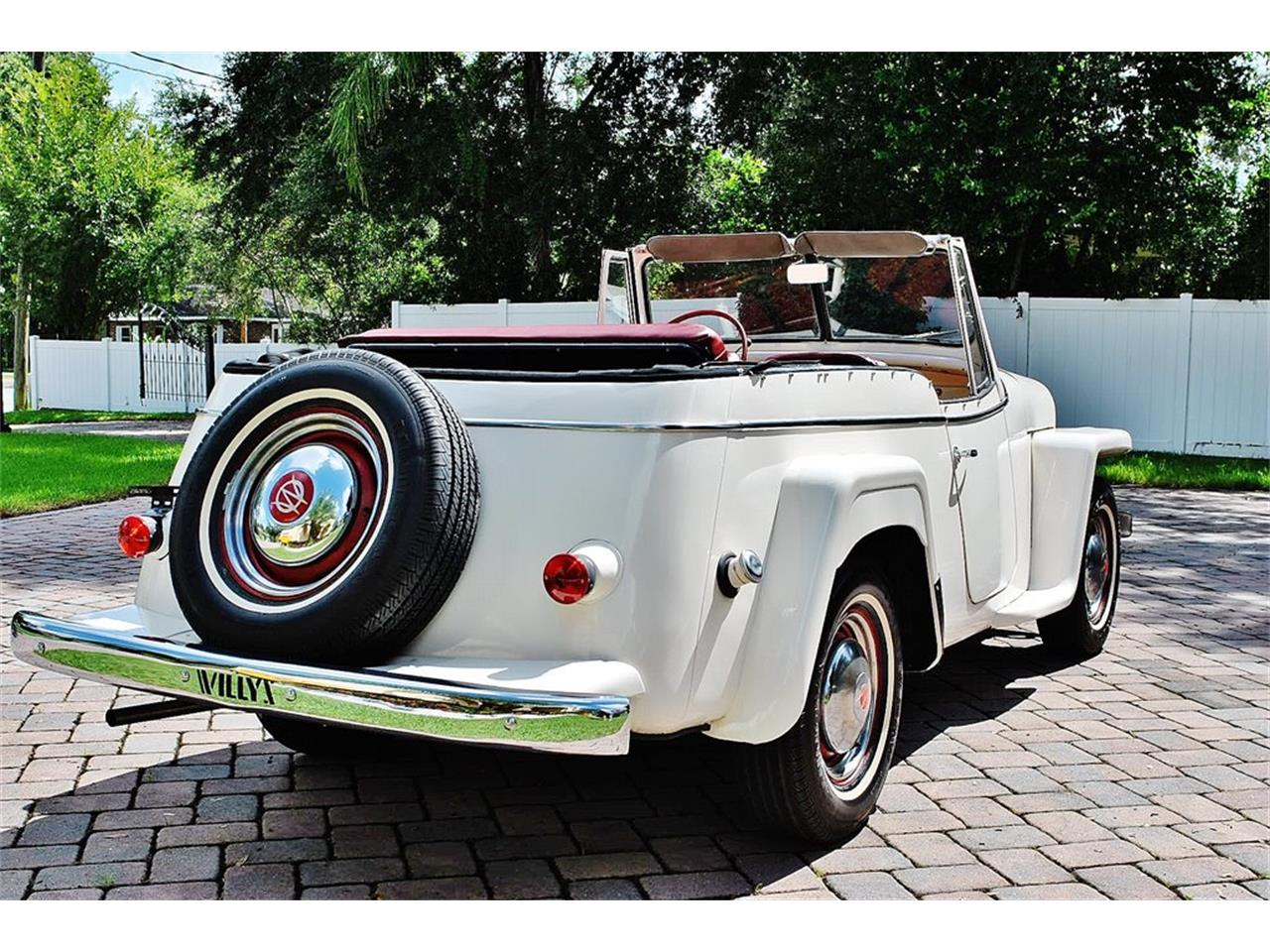 Large Picture of 1950 Jeepster - $24,900.00 - O7F5