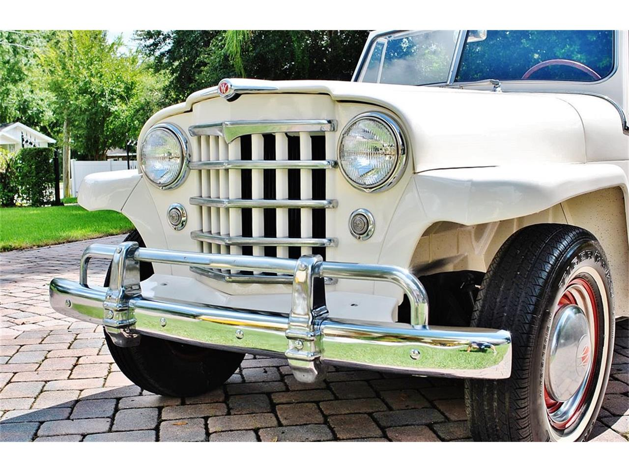 Large Picture of Classic 1950 Jeepster - $24,900.00 - O7F5