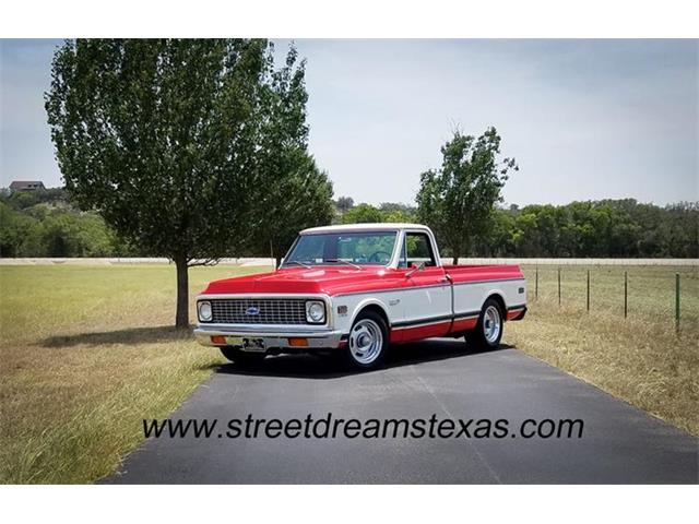 Picture of '72 C/K 10 - O7FB