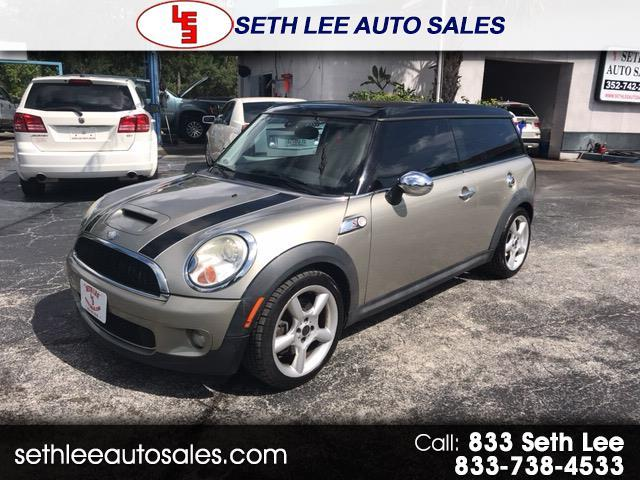 Picture of '08 Cooper Clubman - O7FD