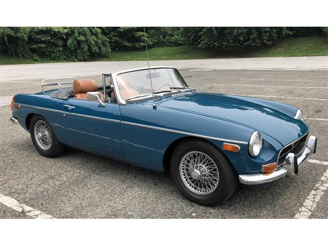 Picture of '72 MGB - O7FM