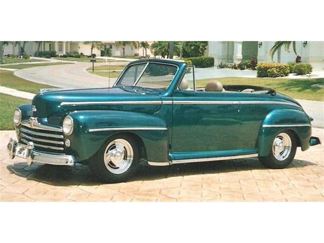 Picture of '48 Convertible - O0X6