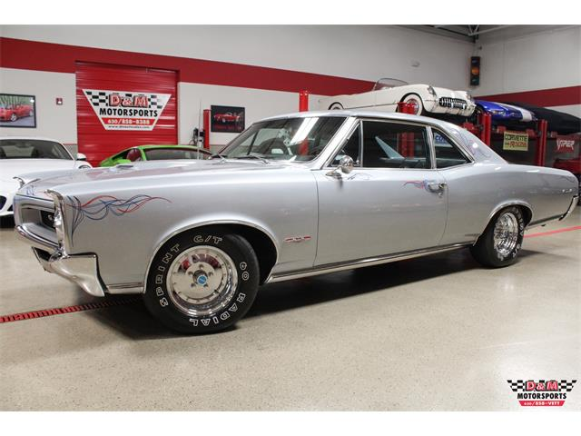 Picture of 1966 GTO located in Glen Ellyn Illinois - $39,995.00 Offered by  - O7FS