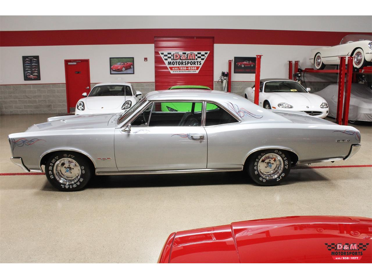 Large Picture of 1966 Pontiac GTO located in Glen Ellyn Illinois - $39,995.00 Offered by D & M Motorsports - O7FS