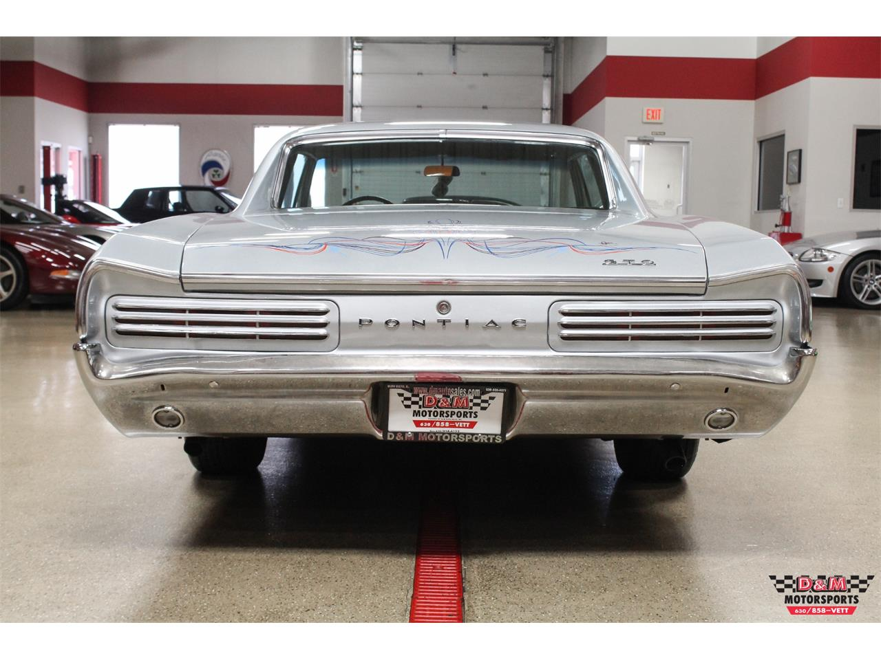 Large Picture of 1966 GTO Offered by D & M Motorsports - O7FS