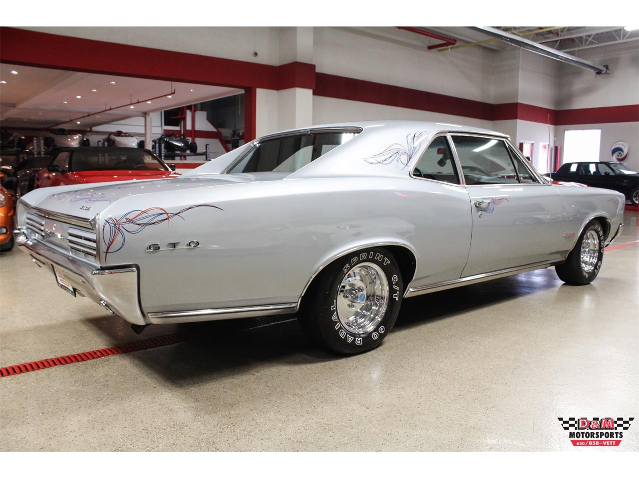 Large Picture of 1966 GTO - $39,995.00 Offered by D & M Motorsports - O7FS