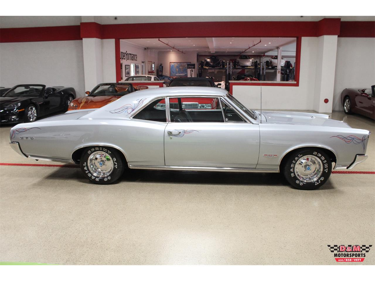 Large Picture of Classic '66 Pontiac GTO - $39,995.00 - O7FS