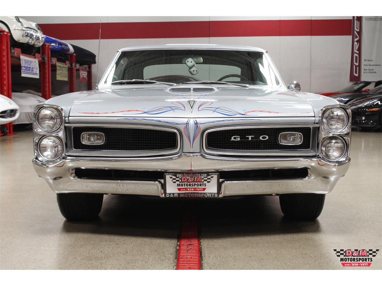 Large Picture of 1966 Pontiac GTO - $39,995.00 Offered by D & M Motorsports - O7FS