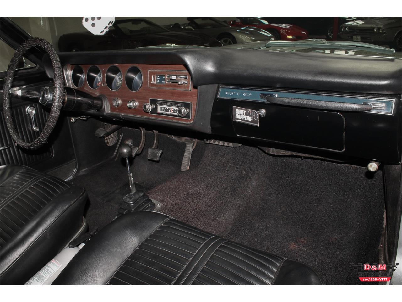 Large Picture of '66 Pontiac GTO - $39,995.00 Offered by D & M Motorsports - O7FS