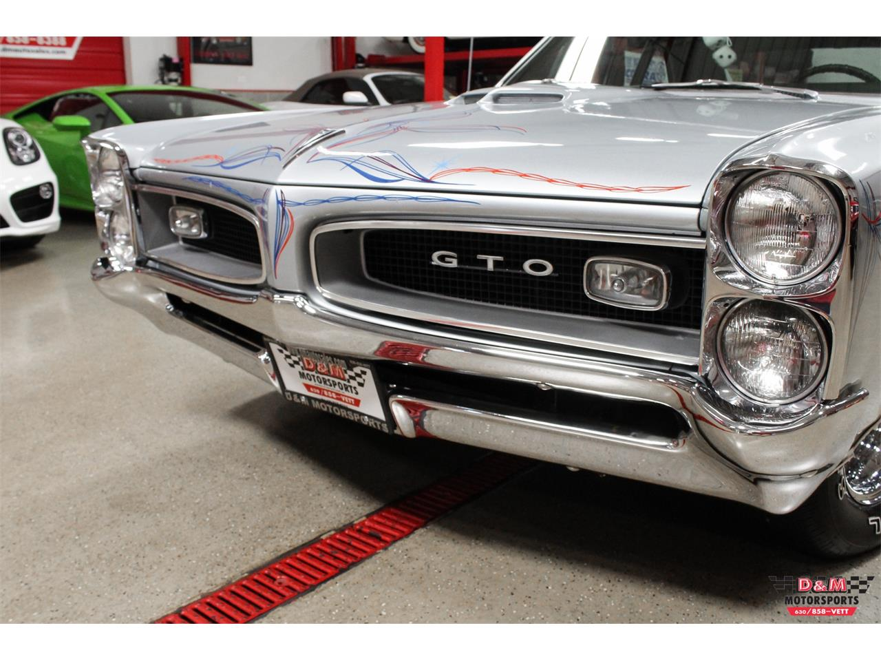 Large Picture of 1966 GTO located in Illinois - O7FS