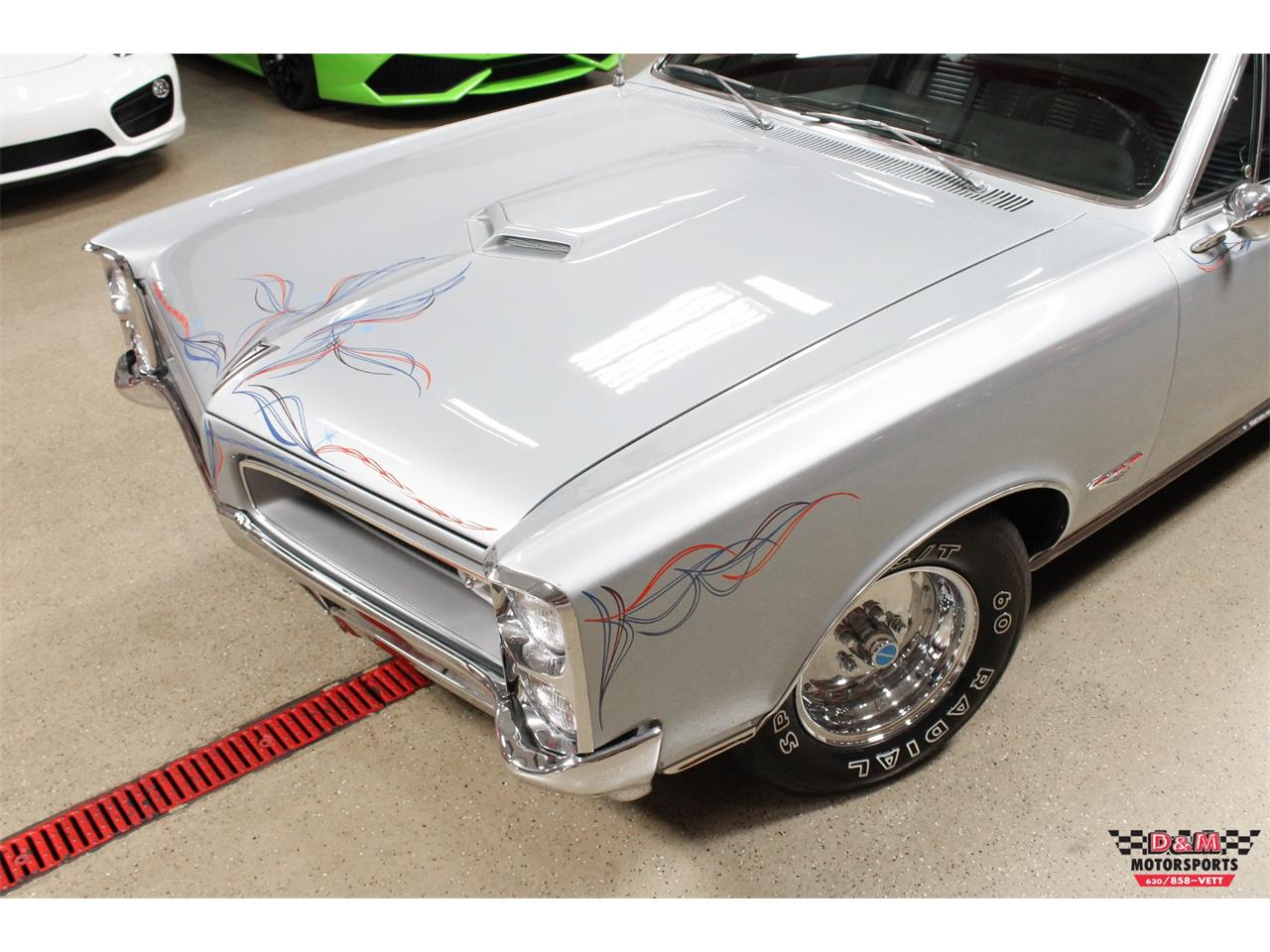 Large Picture of Classic '66 GTO located in Glen Ellyn Illinois - $39,995.00 - O7FS