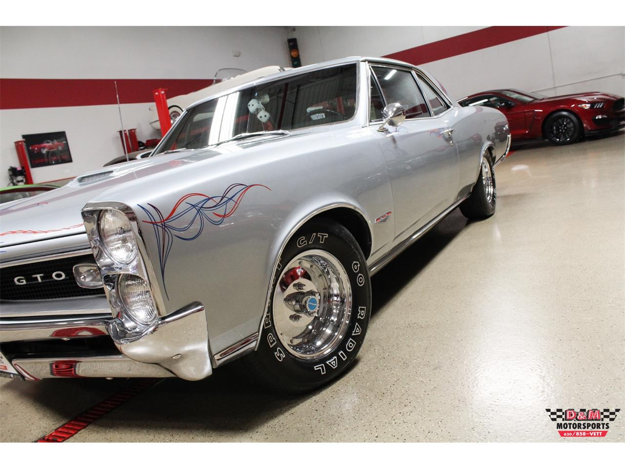 Large Picture of '66 GTO - $39,995.00 Offered by D & M Motorsports - O7FS