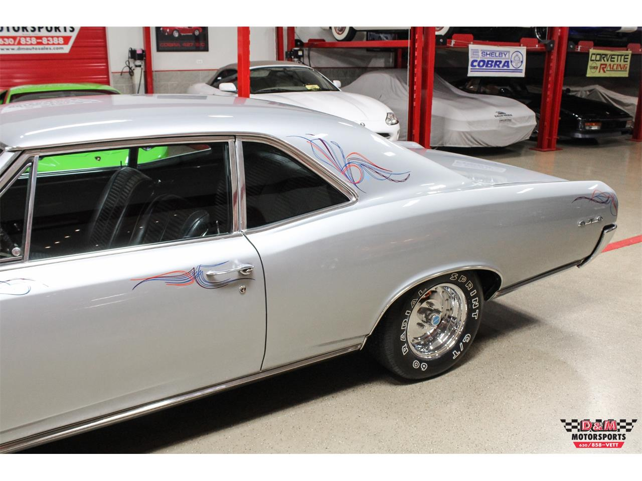 Large Picture of Classic '66 Pontiac GTO located in Glen Ellyn Illinois - $39,995.00 - O7FS