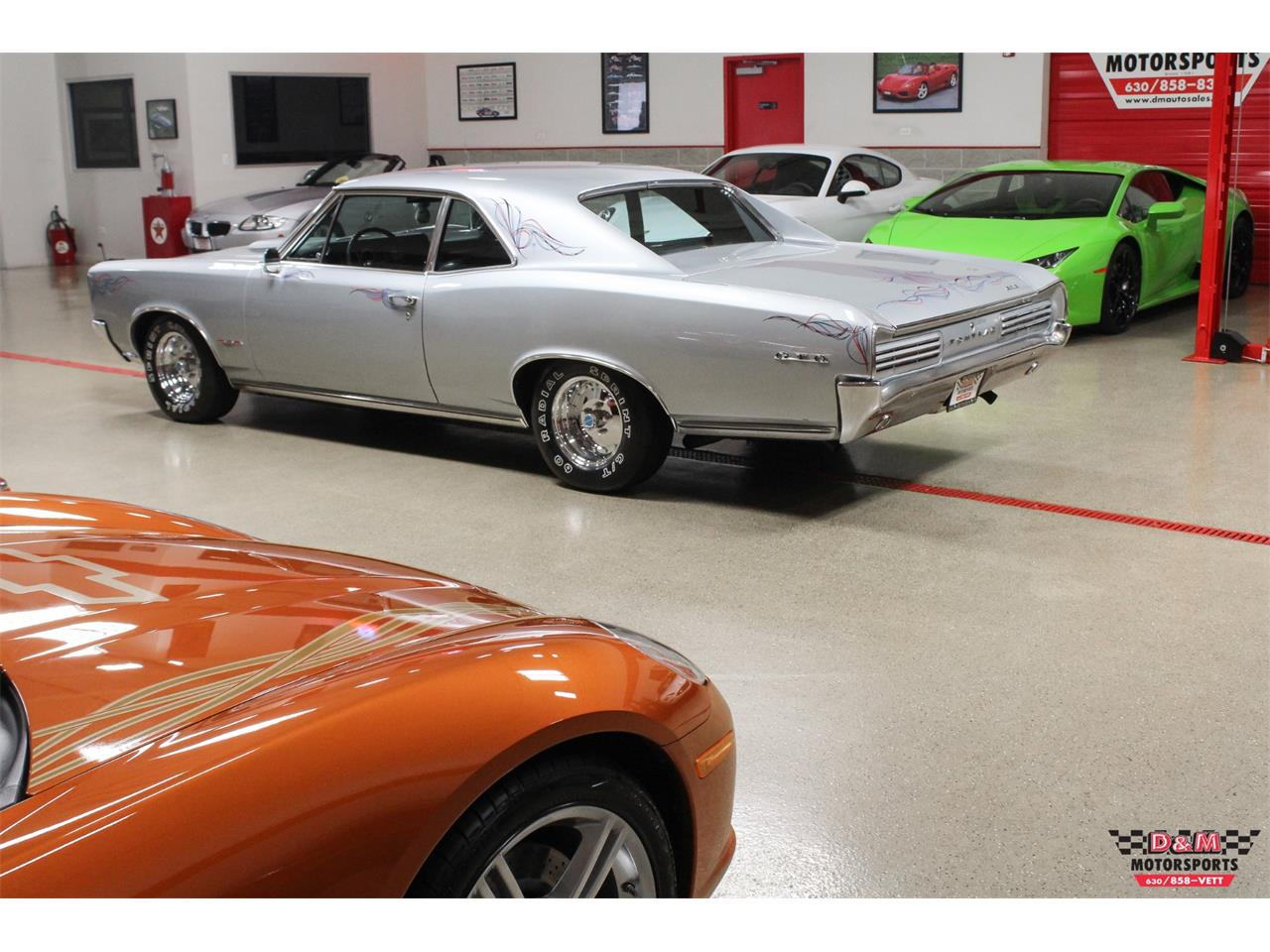 Large Picture of 1966 GTO located in Glen Ellyn Illinois - $39,995.00 Offered by D & M Motorsports - O7FS