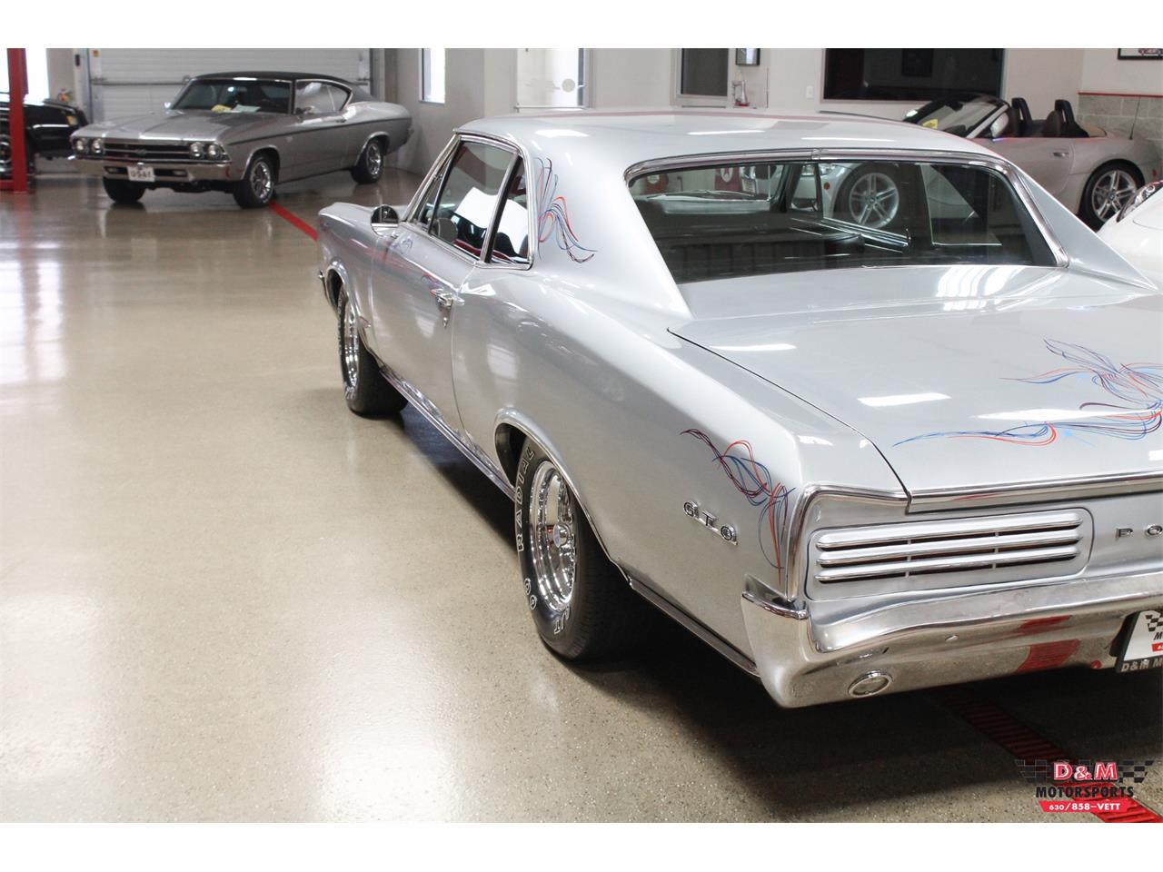 Large Picture of '66 GTO - $39,995.00 - O7FS