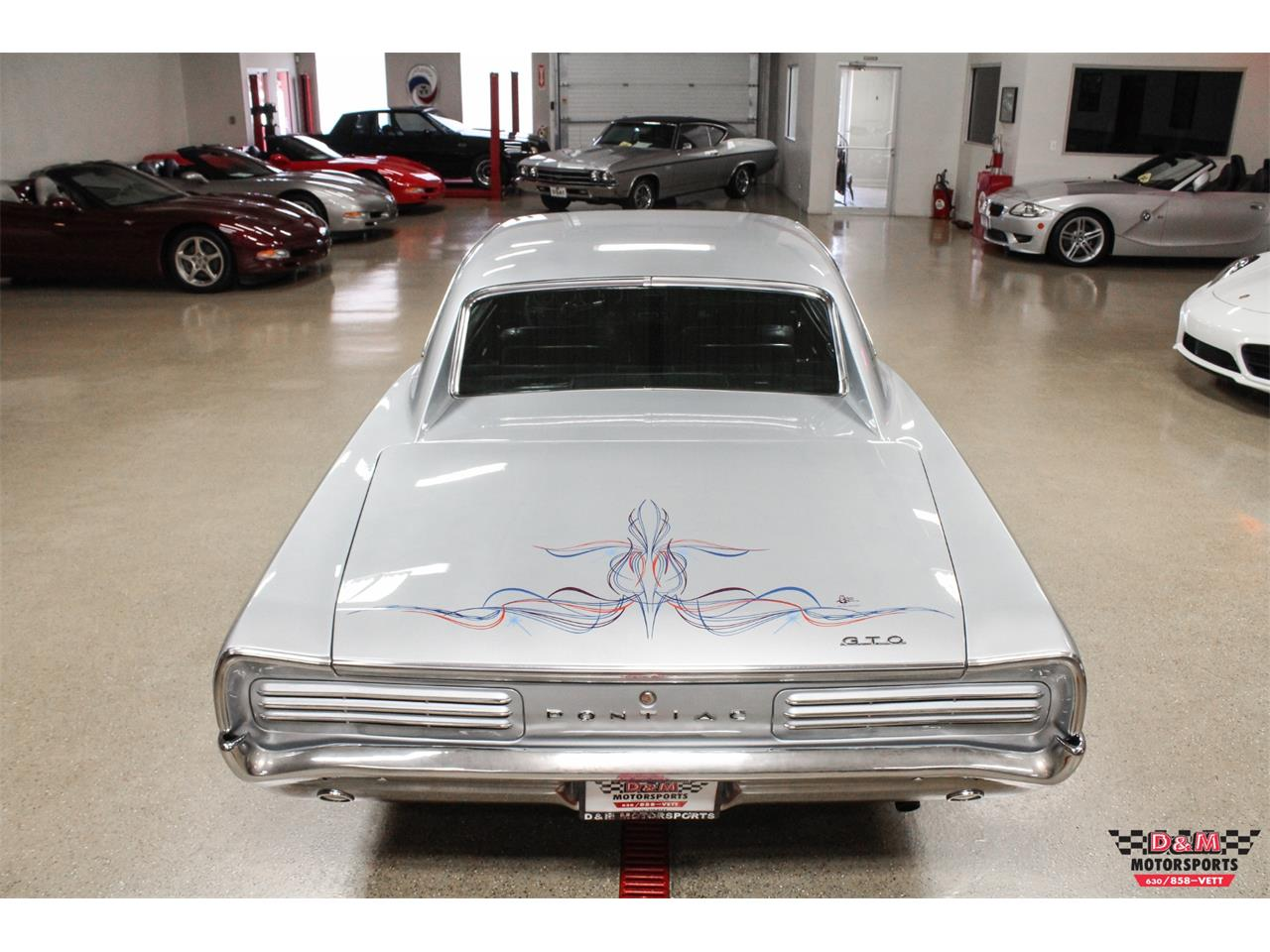 Large Picture of 1966 GTO located in Illinois - $39,995.00 - O7FS