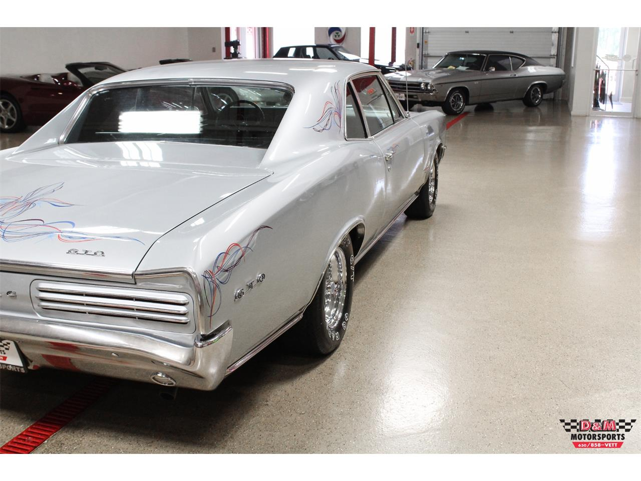 Large Picture of 1966 GTO located in Glen Ellyn Illinois Offered by D & M Motorsports - O7FS