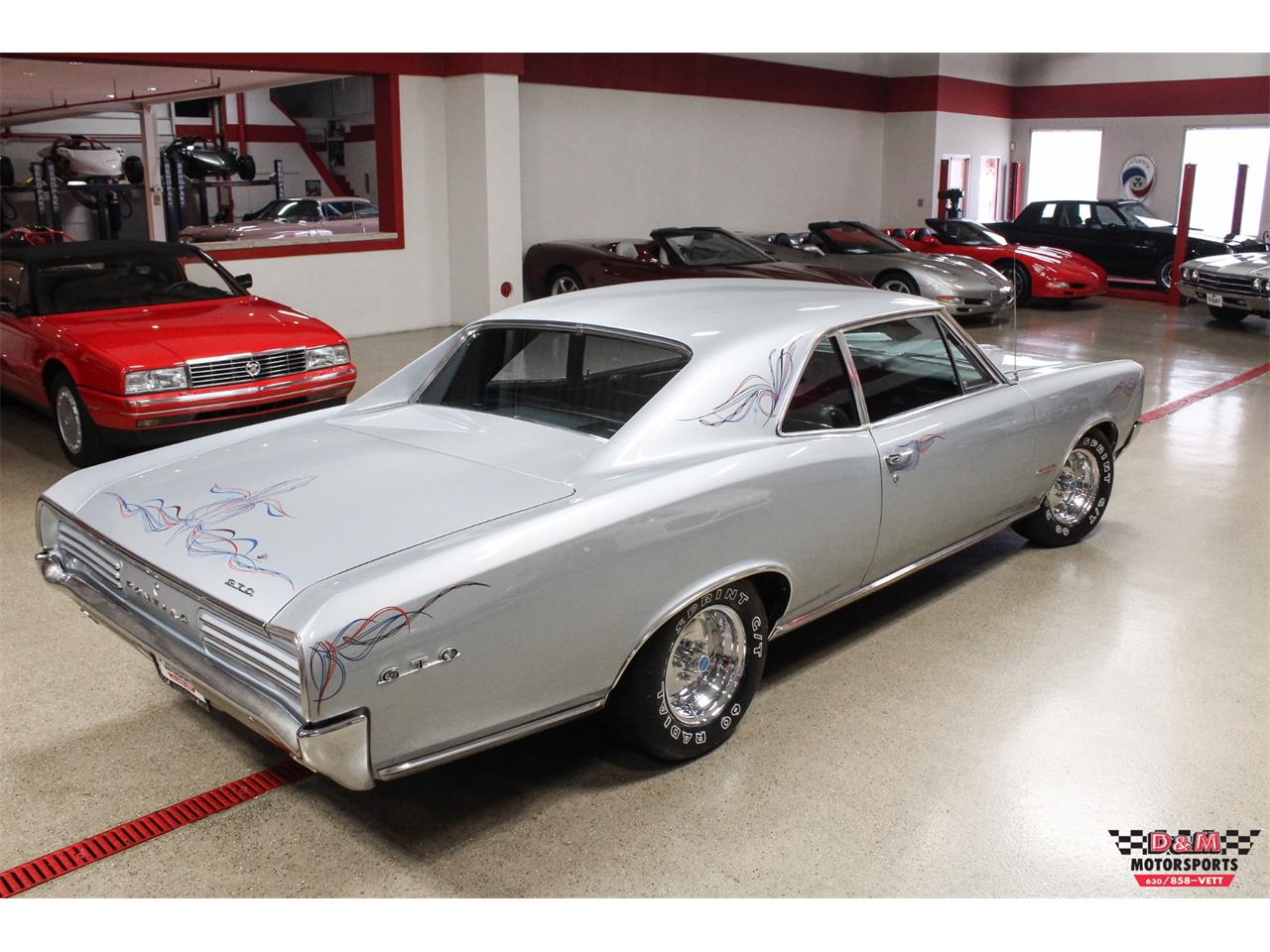 Large Picture of 1966 Pontiac GTO - O7FS